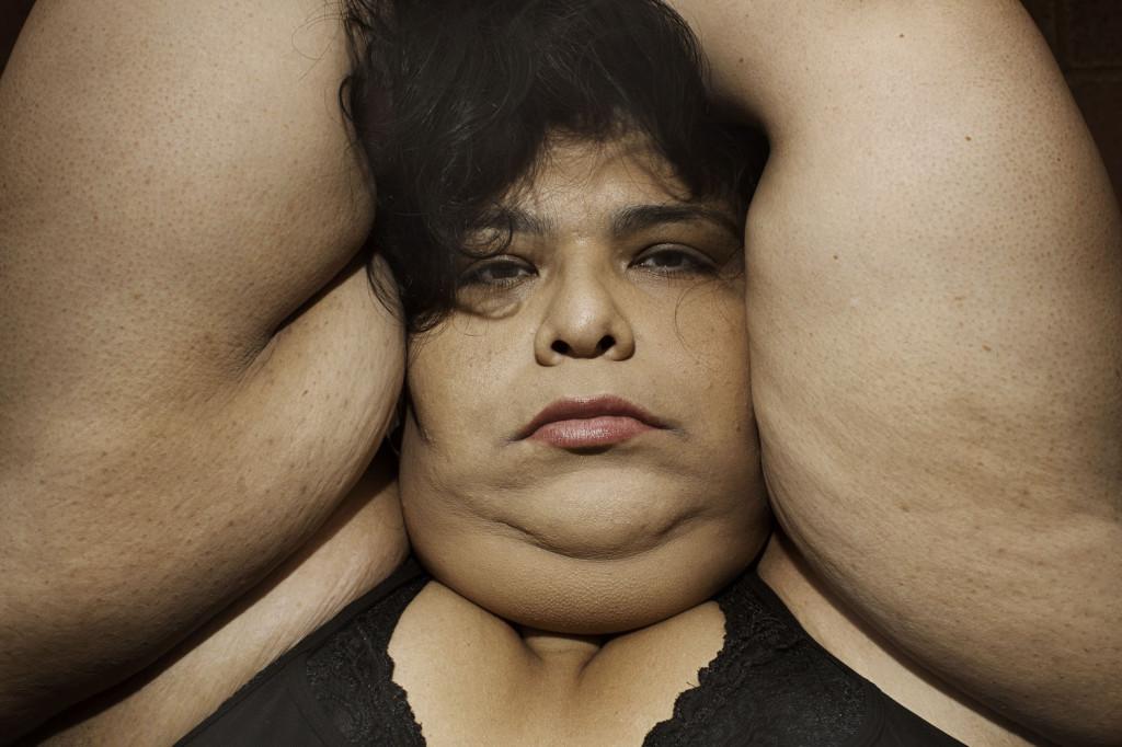 Maija Tammi kuvasi lihavuus-aktivisteja ja ylipainoisia Yhdysvalloissa.