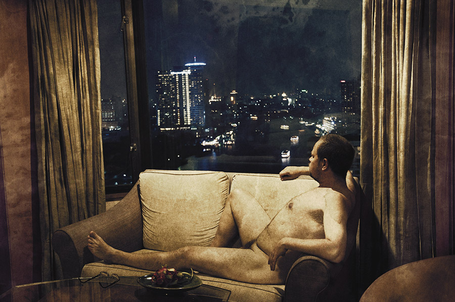 Room 2503, Shangri La Hotel, Bangkok (II), 2010