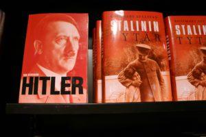 Erittäin hyvä esimerkki kirjakauppojen historia osastoista