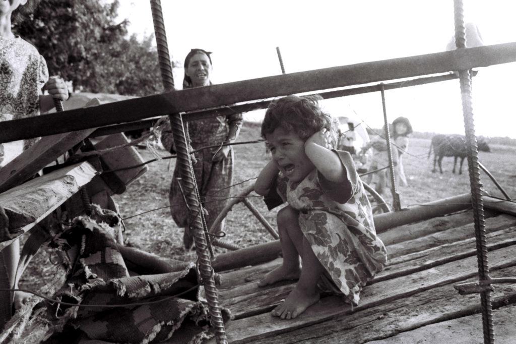 Monet lapset menettivät vanhempiaan ja kotejaan Khojalin hyökkäyksessä.