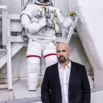 ◼Kimmo Nieminen tuli Nasaan  robottien testipilotiksi. Hänen  nykyinen työnsä liittyy kaupallisiin avaruuslentoihin.