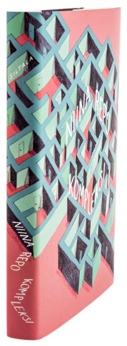 Niina Repo: Kompleksi. 230 s. Siltala 2016.