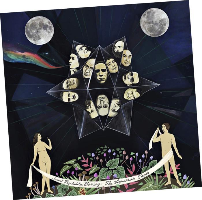 ◼Jess and the  Ancient Onesin  uusi levy on elementtien  synteesi.