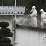 ◼ Fukushiman ympäristöä yritetään puhdistaa radioaktiivisuudesta.