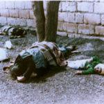 ◼Saddam Husseinin hallinto tappoi vuonna 1988 Pohjois-Irakin Halabjassa arviolta 5000 kurdia hermokaasulla.