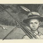 ◼Albert Engström: Valtterin seikkailut vuodelta 1906.