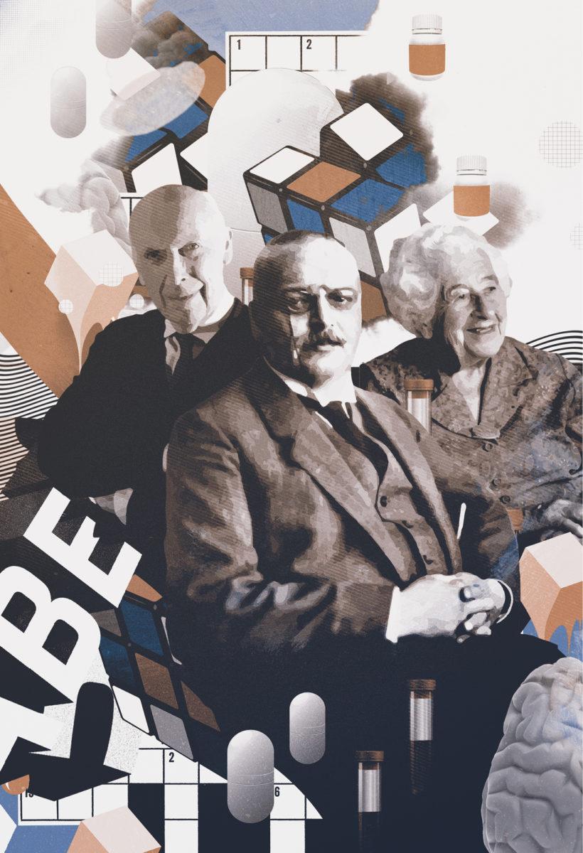 ◼James Watson (vas.) keksi dna-molekyyylin rakenteen. Alois Alzheimerin mukaan nimettiin aivosairaus. Luonnontieteilijä Margaret Murie eli 101-vuotiaaksi.