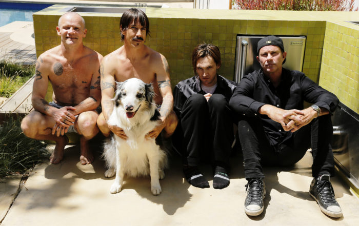 ◼Red Hot Chili Peppers.