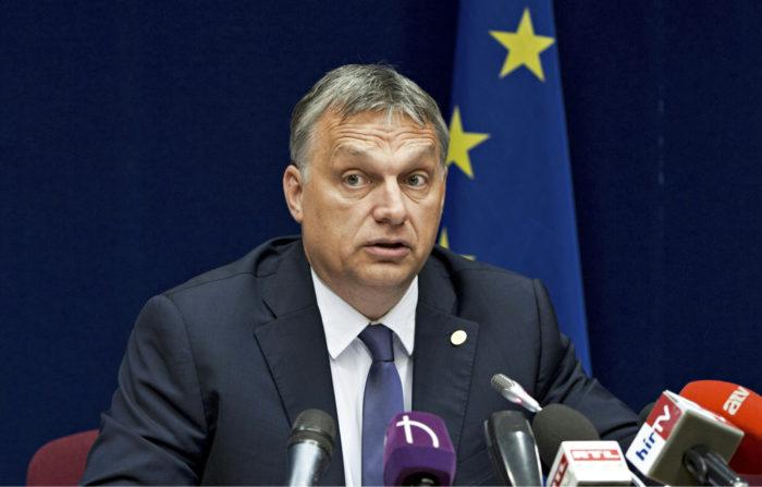 ◼Viktor Orbán.