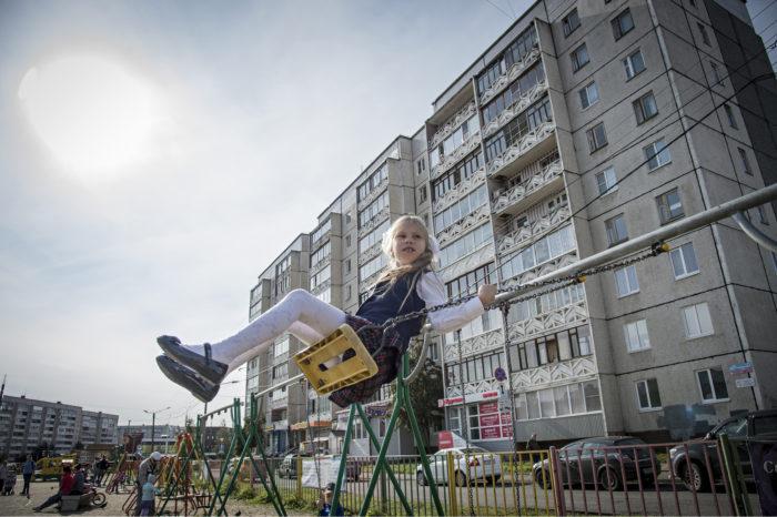 ◼Drevljanka on Petroskoin suurin lähiö.