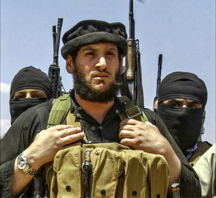 ◼Abu al-Adnani loi Isisin propagandakoneiston.