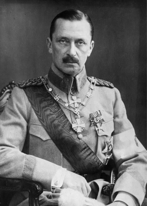 ◼Carl Gustaf Emil Mannerheim.