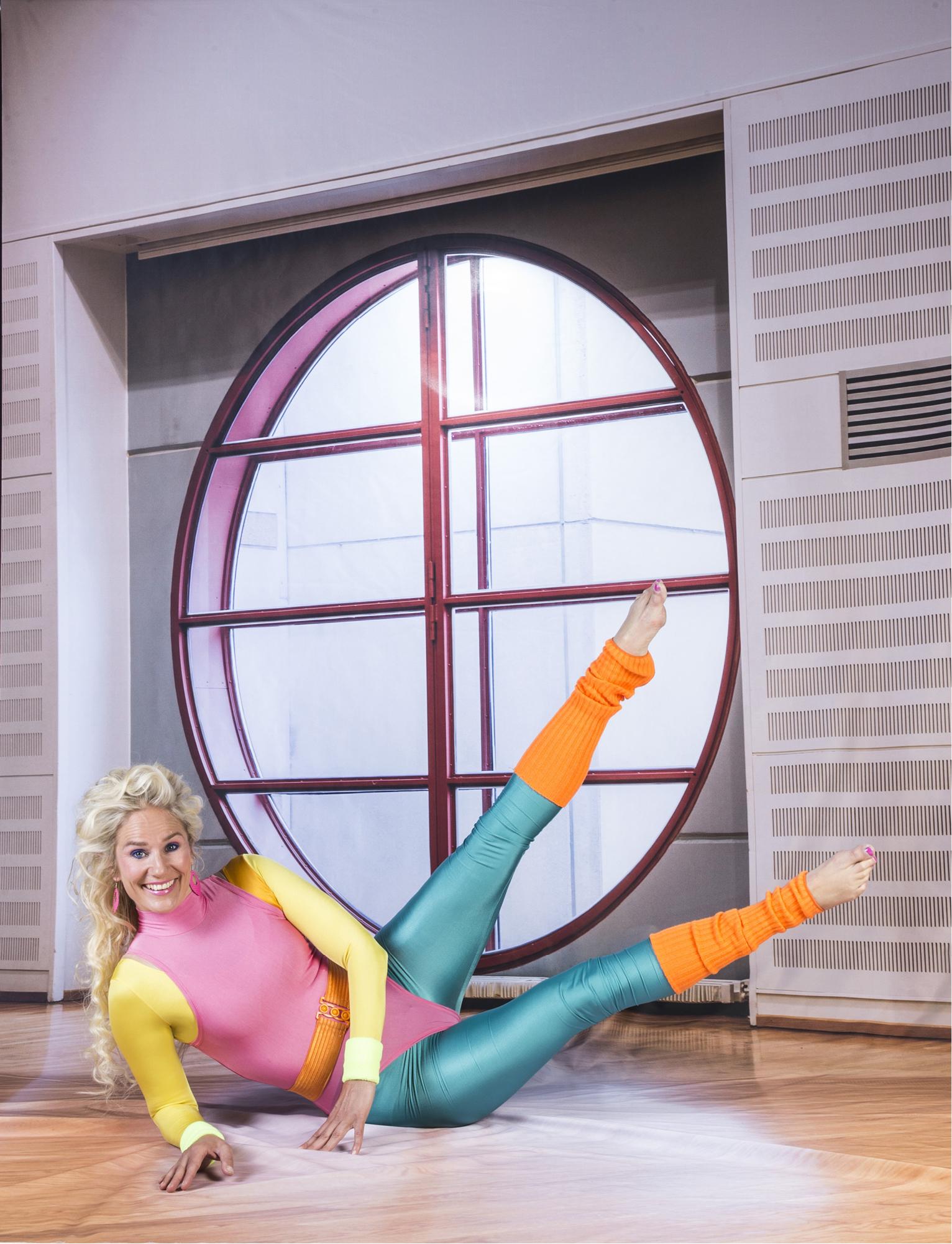 Hyvinvoinnin sukupolvi (1965–1972). Nuoruusvuosinaan 1980- luvulla se innostui aerobicista.