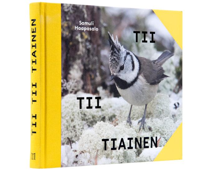 Samuli Haapasalo:Tii tii tiainen. 236 s. Maahenki, 2007.