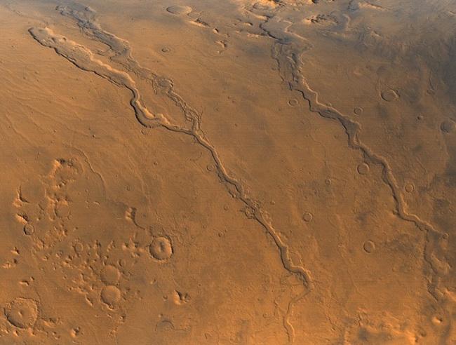 fluvial-mars