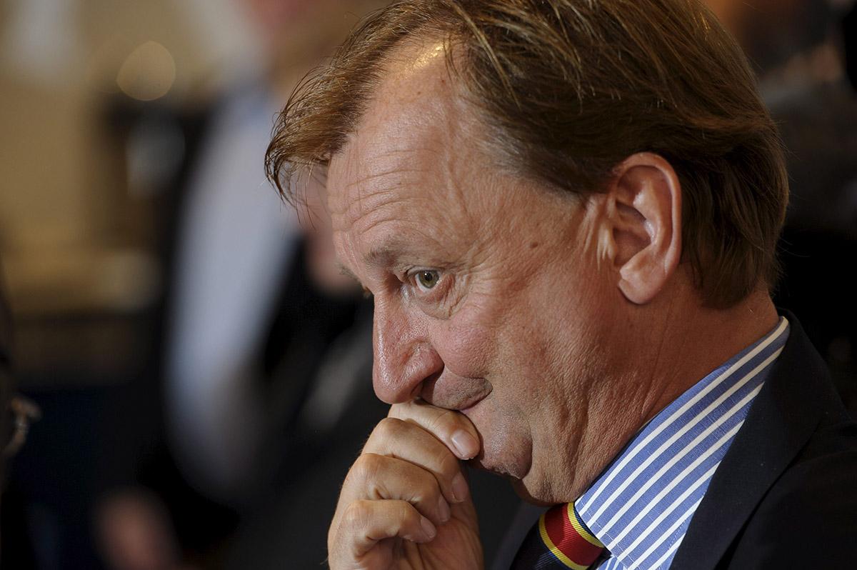 Kokoomuksen kansanedustaja Harry Harkimo.