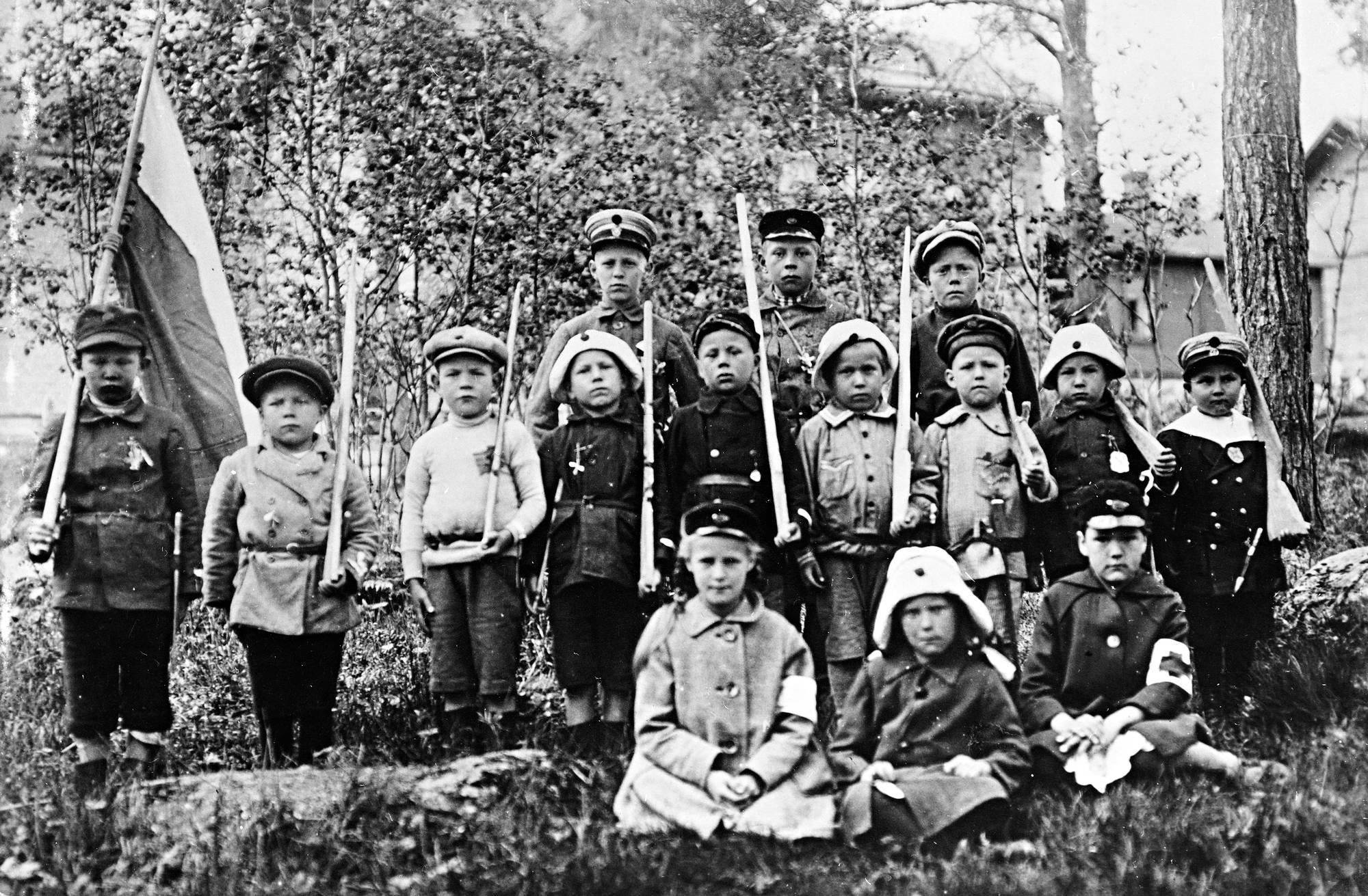 Sinä Vuonna 1918
