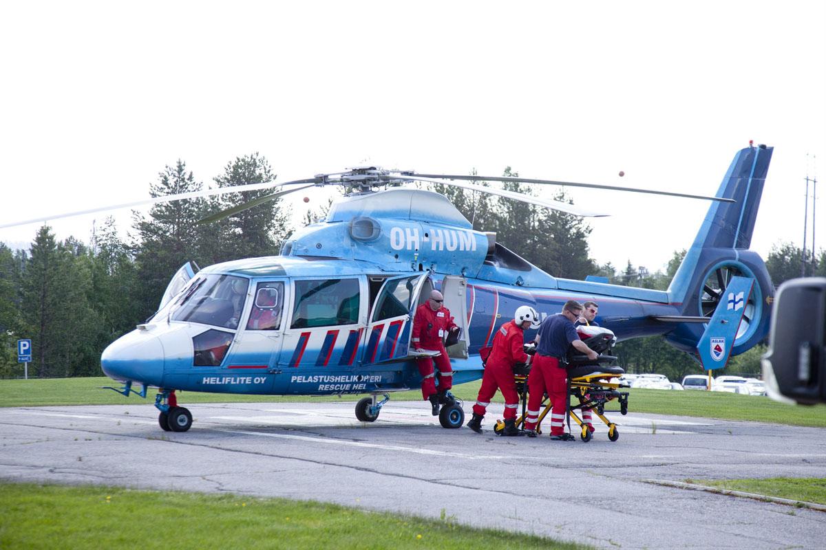 Aslak Helikopteri