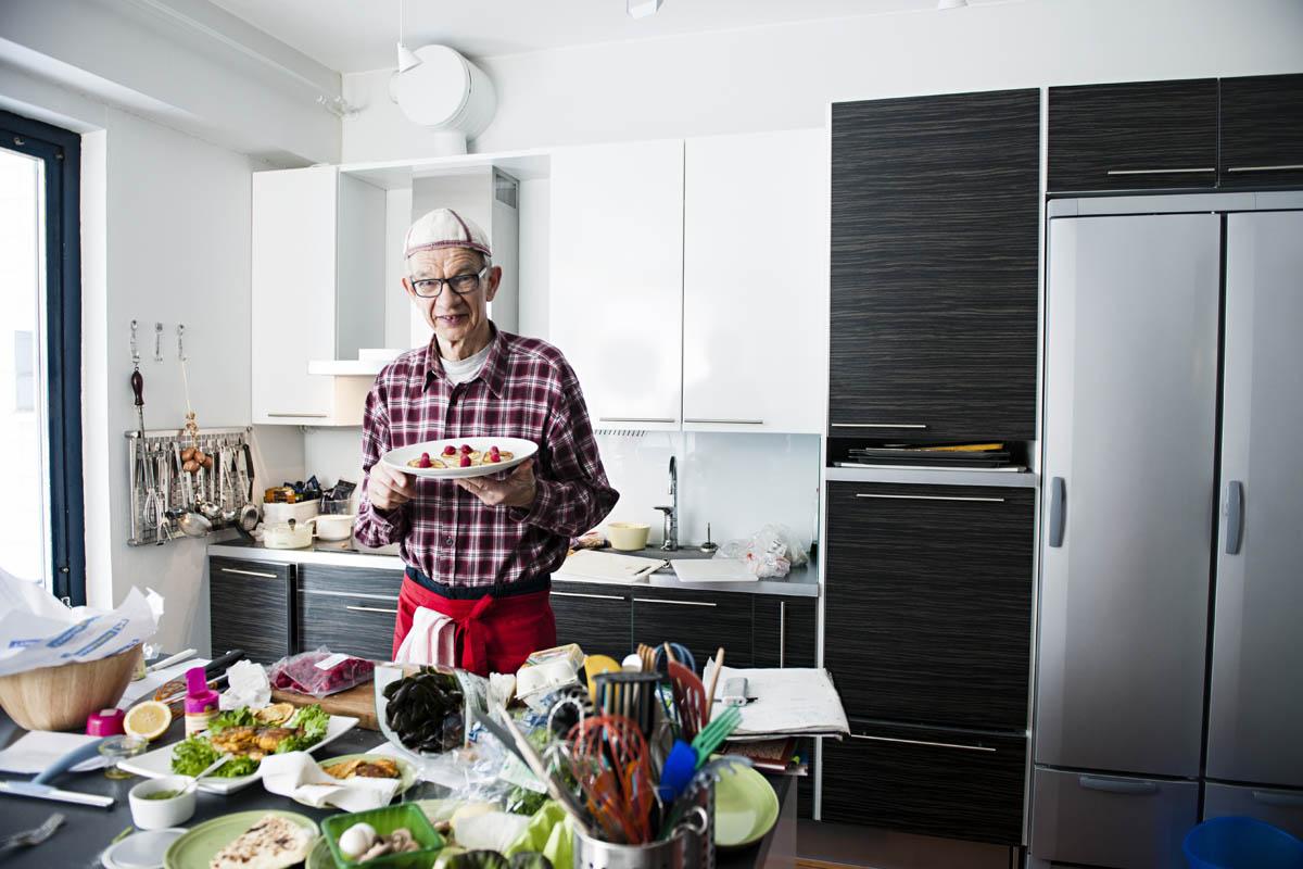 Superfood, lähiruoka ja extreme? Jaakko Kolmonen teki niitä