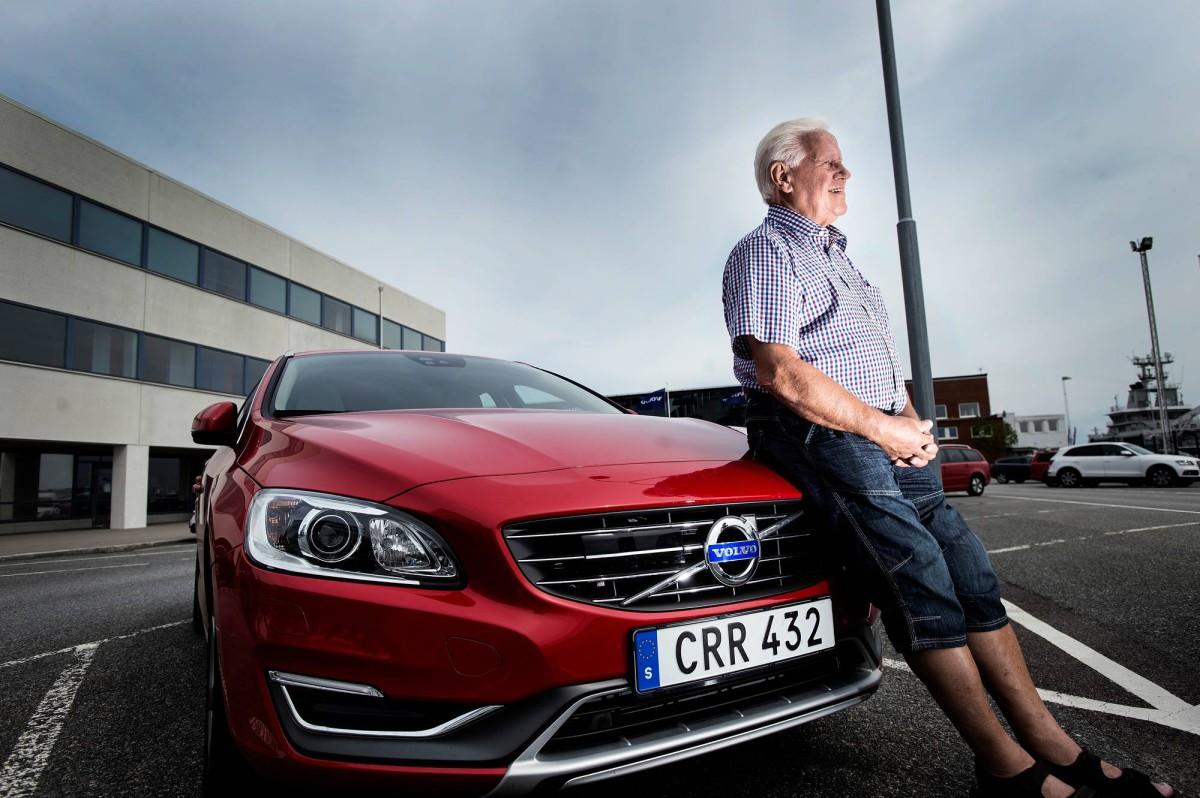 Erkki Heinon unelma omasta Volvosta on täyttynyt 28-kertaisesti.