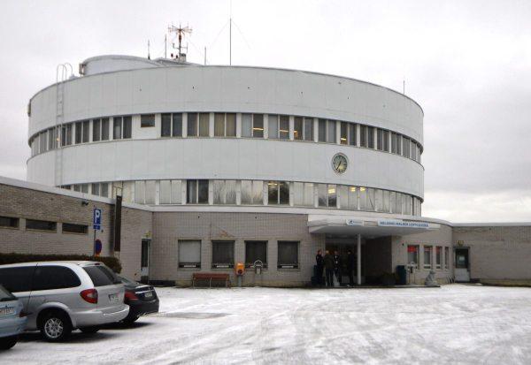 Malmin lentokenttä lokakuussa 2014.