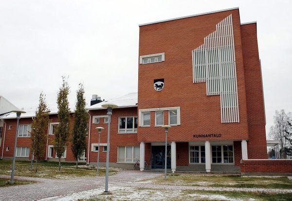 Kittilän kunnantalo.