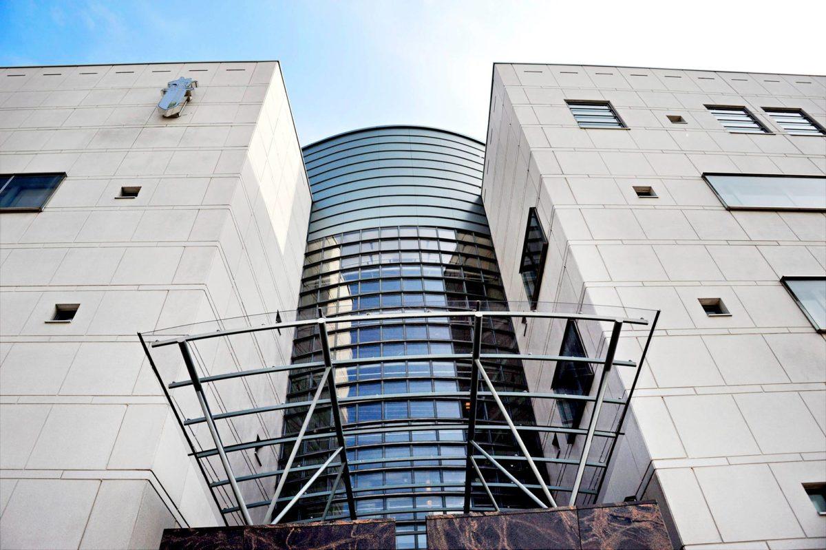 Keskusrikospoliisin päämaja on Vantaalla.