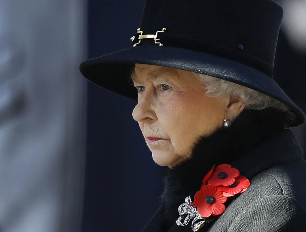 Kuningatar Elisabet II.