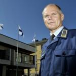 Puolustusvoimien komentaja, kenraali Jarmo Lindberg.