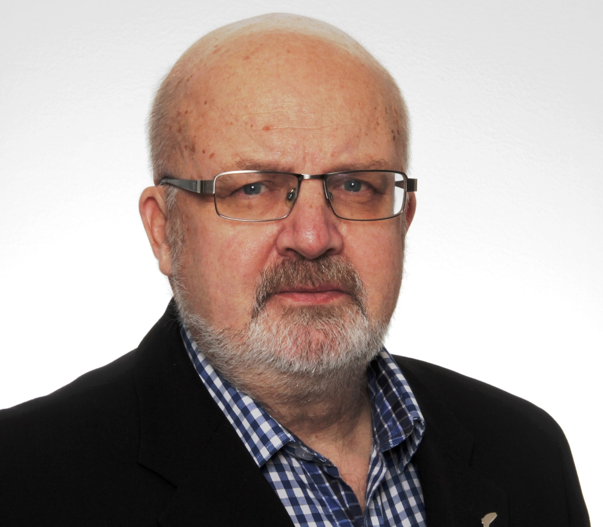 Kittilän vt. kunnanjohtaja Kyösti Tornberg.
