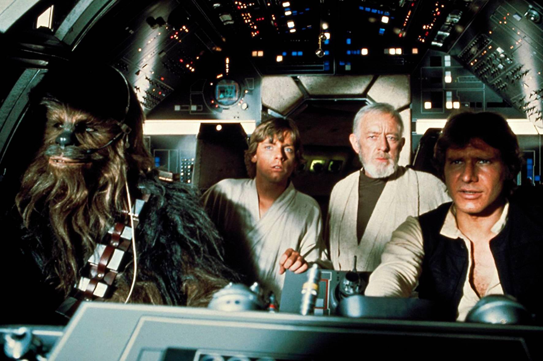 Ensimmäinen Tähtien sota -elokuva tuli ensi-iltaan 25. toukokuuta 1977.