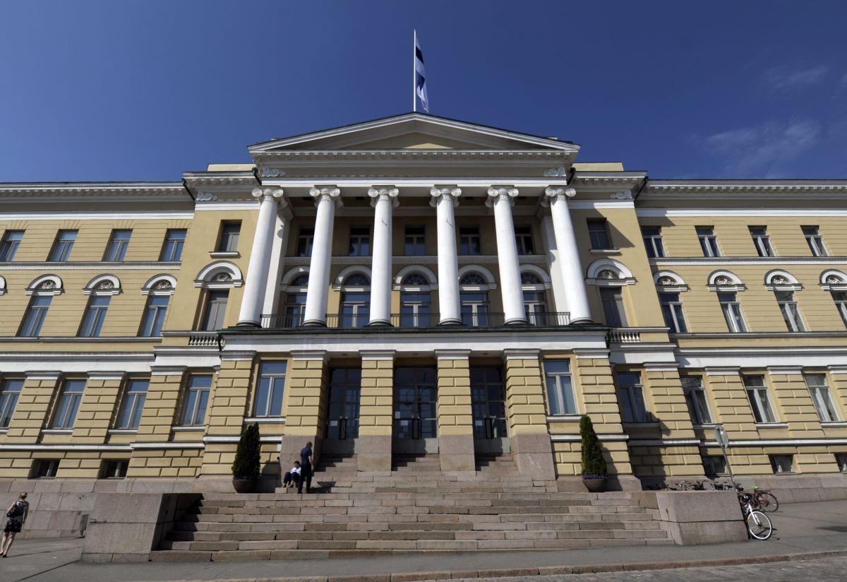 Helsinki Yliopisto Sähköposti