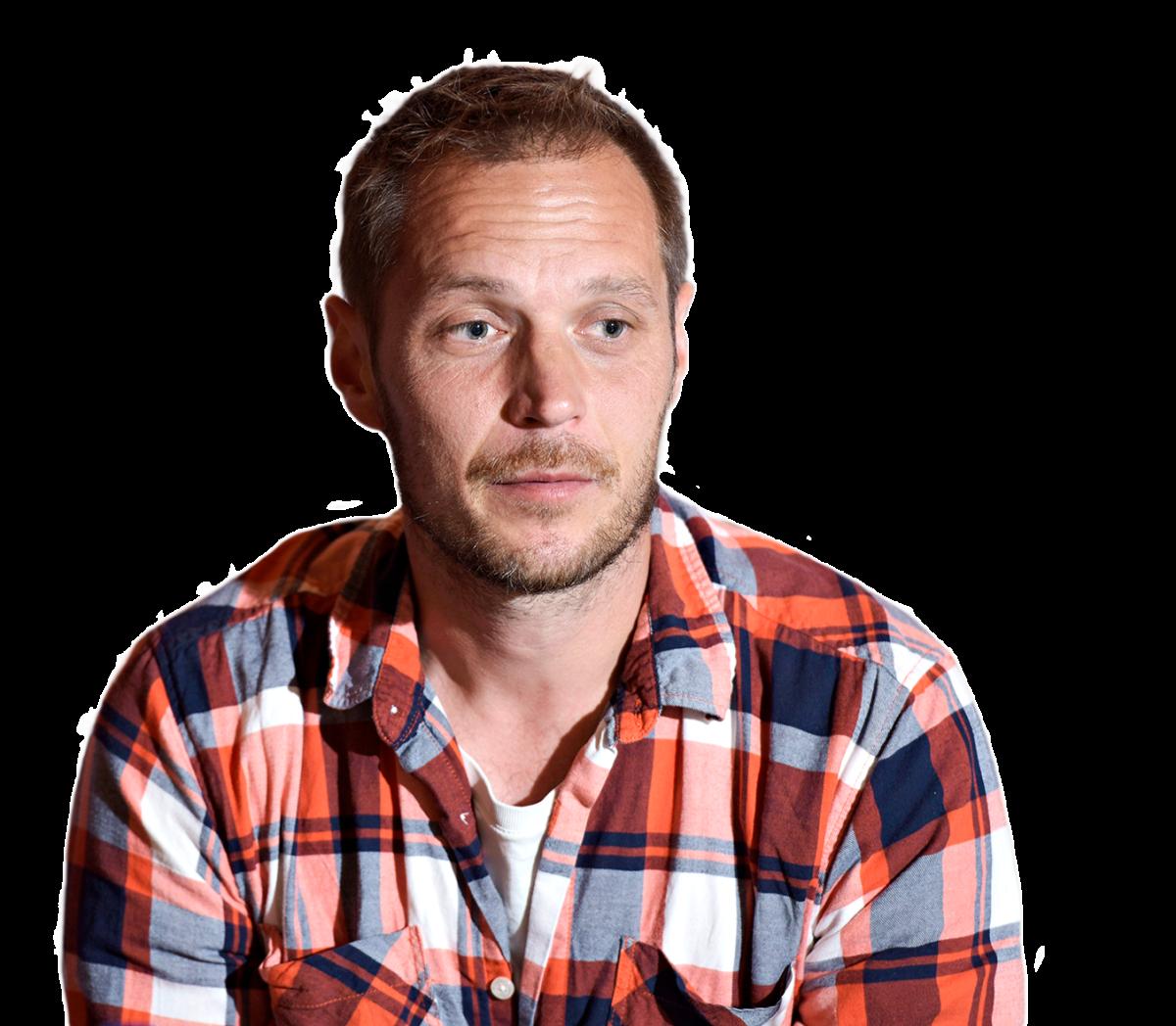 Aleksi Salmenperä on Suomen arvostetuimpia elokuvantekijöitä. Kuva Heikki Saukkomaa / LK