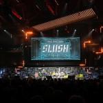 Slush-tapahtuma pidettiin Helsingin Messukeskuksessa 11.–12. marraskuuta 2015.
