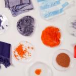 Kierrätetyistä puuvillavaatteista Ioncell-menetelmällä valmistettuja tekstiilikuituja.