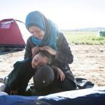 Syyrialaisen Kamar Baghdadin 3-vuotias tytär Lein on juuri herännyt.