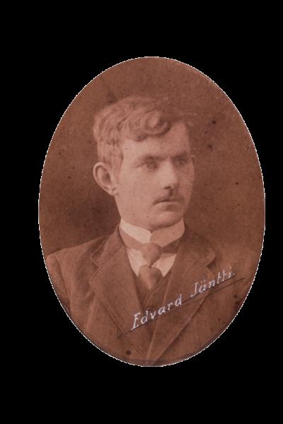 Edvard Jäntti kuoli vammoihinsa kahdeksan päivää myöhemmin.