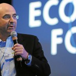 Bill Browder Maailman talousfoorumin kokouksessa Davosissa Sveitsissä tammikuussa 2011.