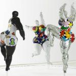 Niki de Saint Phalle: Les Trois Grâces (1999).