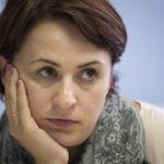 Galina Širšina on liberaalipuolue Jablokon kansanedustajaehdokas.