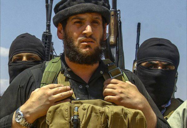 Abu al-Adnani loi Isisin propagandakoneiston.