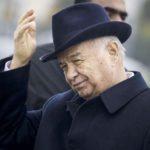 Presidentti Islam Karimov Samarkandissa Uzbekistanissa 1. marraskuuta 2015.