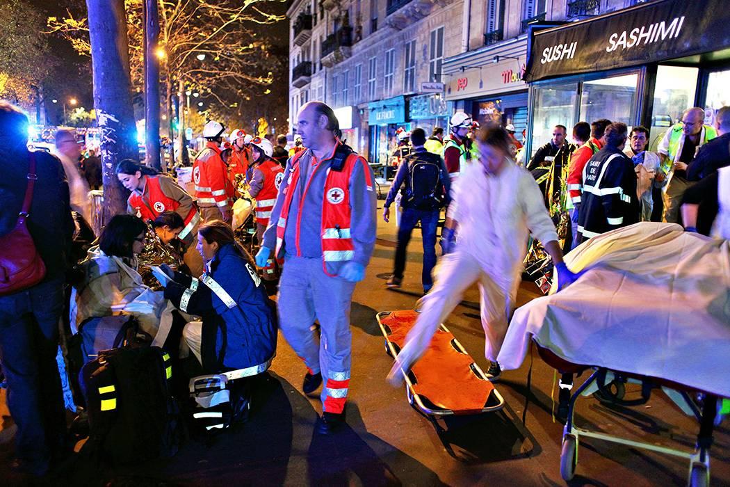 Pariisin terrori-iskuissa marraskuussa 2015 kuoli 130 ihmistä.