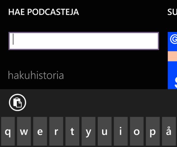 Windows Phone -ohje