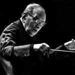 Ennio Morricone on oman orkesterinsa kapellimestari.