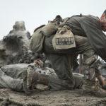 Andrew Garfield näyttelee aseistakieltäytyjä Desmond Dossia.