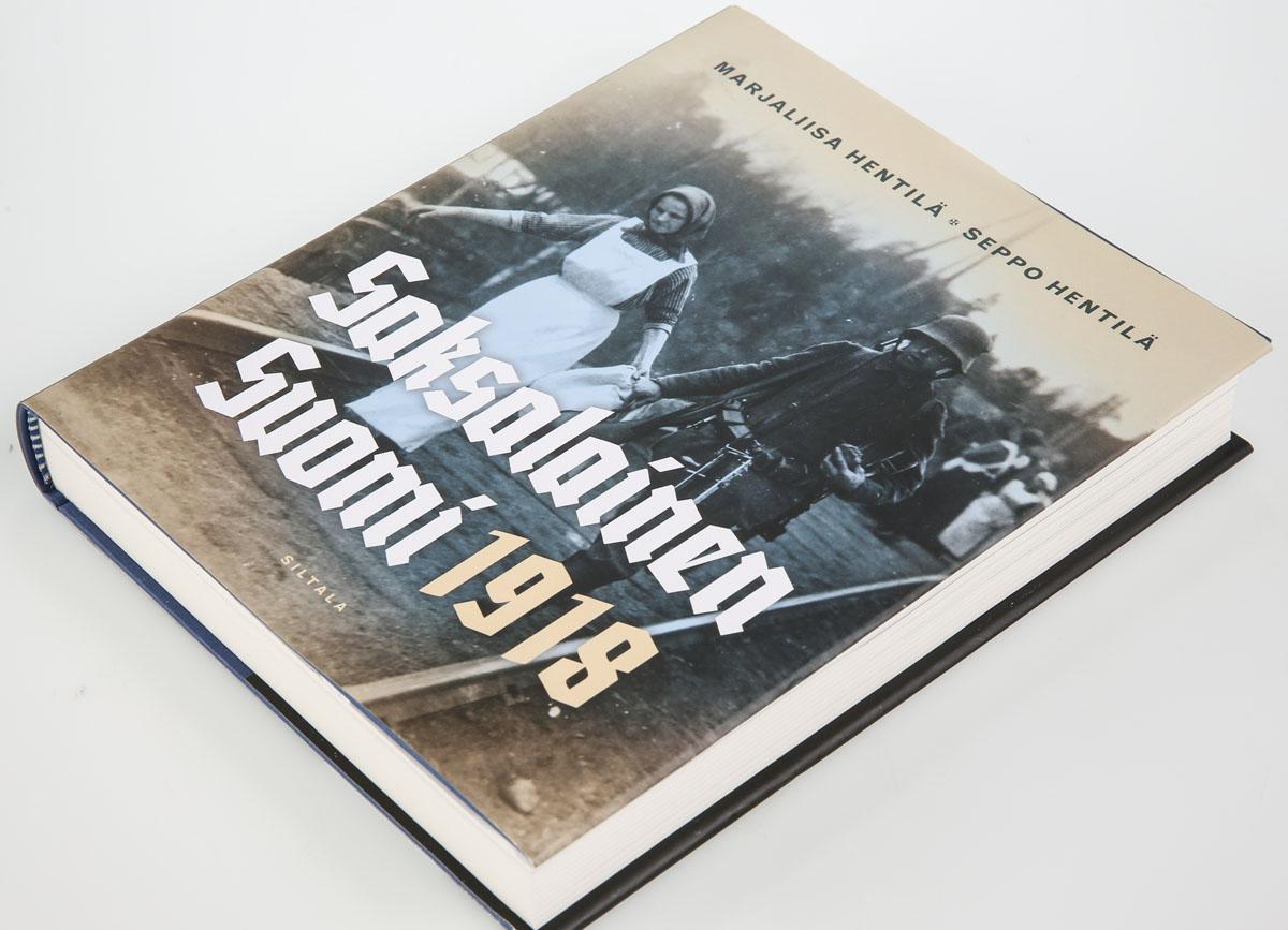 Marjaliisa Hentilä– Seppo Hentilä: Saksalainen Suomi 1918. 432 s. Siltala, 2016.