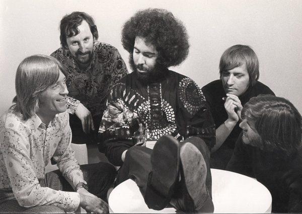 Heikki Sarmanto Serious Music Ensemble Band 1970-luvun alussa.