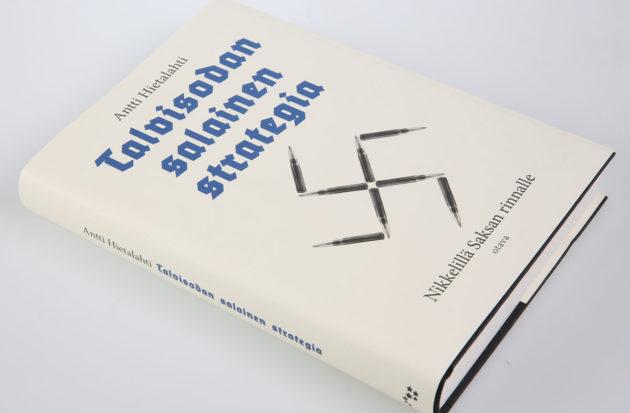 Antti Hietalahti: Talvisodan salainen strategia. 382 s. Otava, 2016.