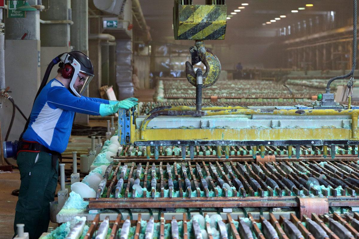 Norilsk Nickel Harjavalta Oy